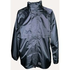 Rainbird Men's Stowaway Rainwear Jacket Navy S, Navy, bcf_hi-res