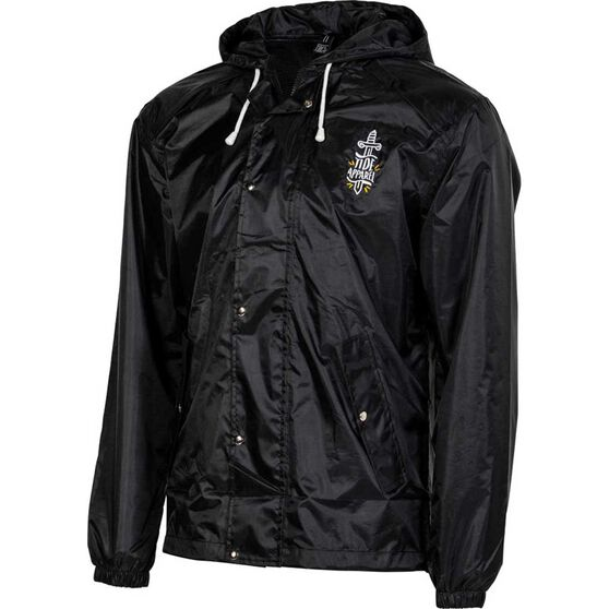 Tide Apparel Men's Dagger Spray Jacket, Black, bcf_hi-res