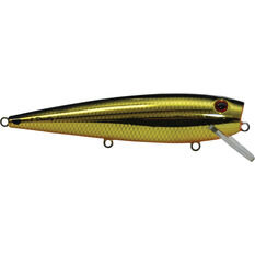 Killalure 2Deadly Hard Body Lure 85mm Gold Black 85mm, Gold Black, bcf_hi-res