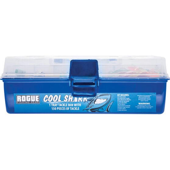 Rogue Cool Shark Tackle Kit 150 Piece, , bcf_hi-res