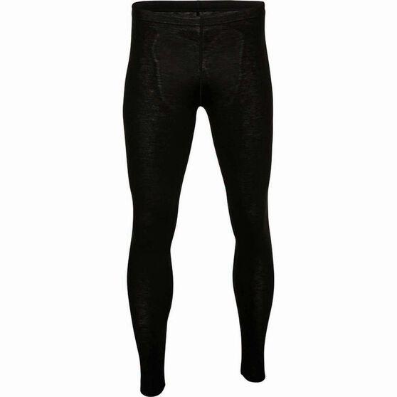OUTRAK Unisex Merino Blend Pants, Black, bcf_hi-res
