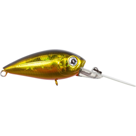 Atomic Hardz Bream Crank Double Deep Hard Body Lure 38mm Ghost Wakasagi 38mm, Ghost Wakasagi, bcf_hi-res