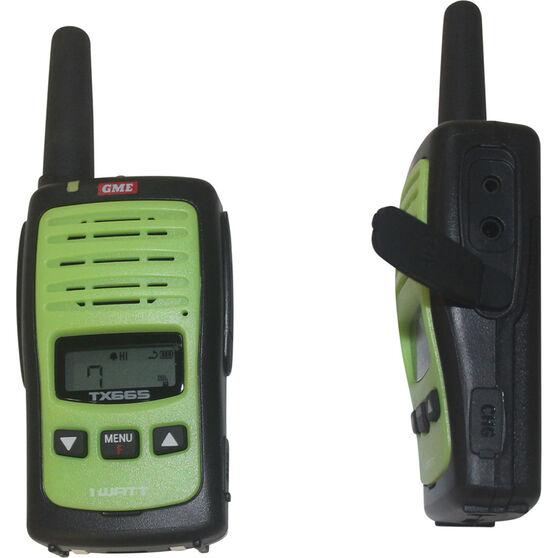 GME UHF Radio Twin Pack 1W, , bcf_hi-res