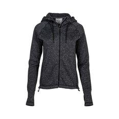 OUTRAK Escarpment Jacket - Womens, Charcoal Marle, 8 Charcoal Marle 8, Charcoal Marle, bcf_hi-res