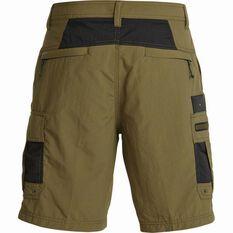 Quiksilver Men's Skipper Walk Shorts Ivy Green 32 Men's, Ivy Green, bcf_hi-res