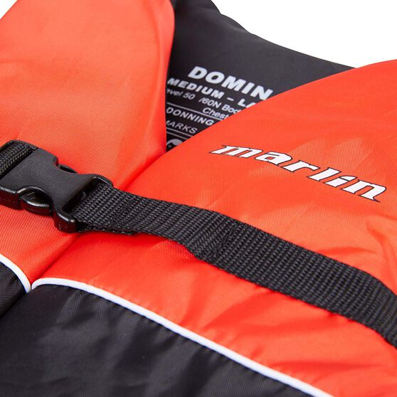 Marlin Australia Adult Dominator PFD 50, Red, bcf_hi-res