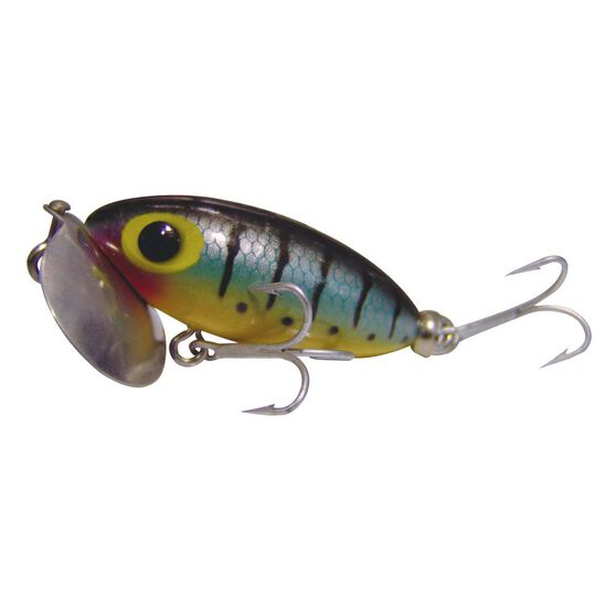 Arbogast Jitterbug Surface Lure 5.08cm Perch, Perch, bcf_hi-res