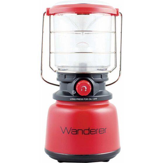 Wanderer Hyperion Lantern Red, Red, bcf_hi-res