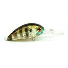 Atomic Hardz Crank Deep Hard Body Lure 38mm Ghost Green Shad 38mm, Ghost Green Shad, bcf_hi-res