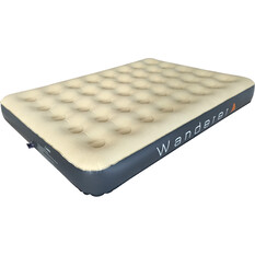 Wanderer Single High Premium Air Bed Double, , bcf_hi-res