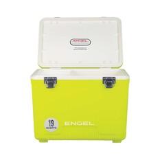 Engel 18L Cooler Drybox Green, Green, bcf_hi-res