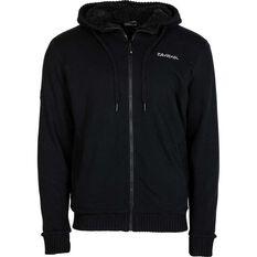 Daiwa Men's Sherpa Jacket Black S, Black, bcf_hi-res