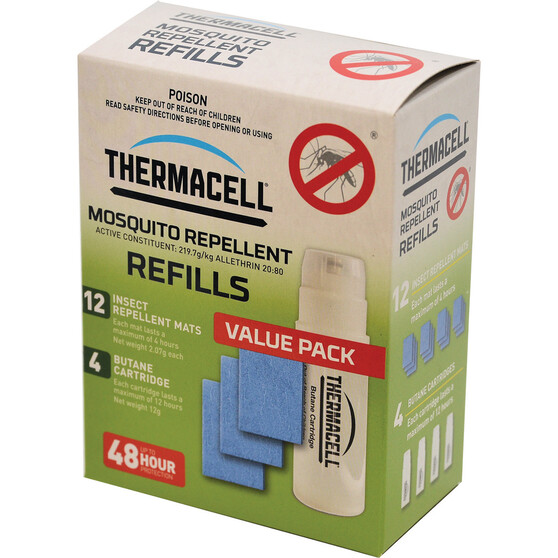 Thermacell Insect Repellent Refill 48 Hours, , bcf_hi-res