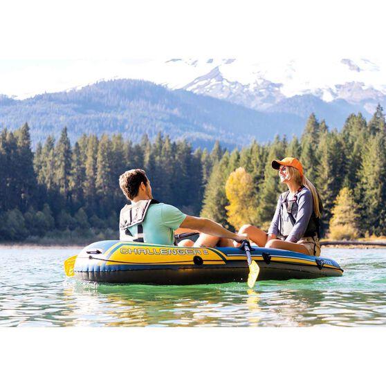 Intex Challenger Inflatable Boat 2 Person, , bcf_hi-res