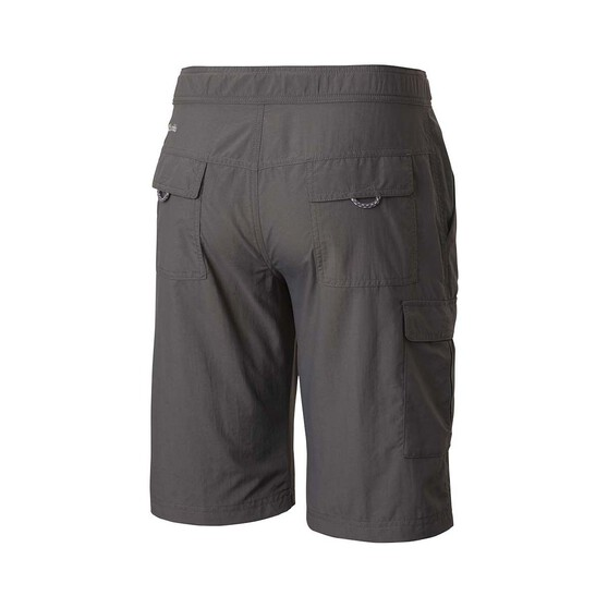 Columbia Men's Cascade Explore Shorts, Grill, bcf_hi-res