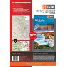 Hema Victoria State Map (9th Edition), , bcf_hi-res