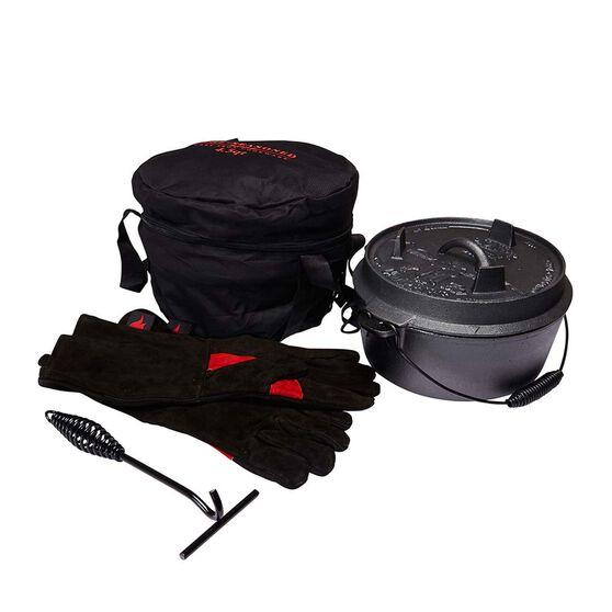Campfire Premium Camp Oven 4.5 Quart, , bcf_hi-res