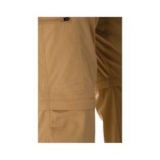 Macpac Men's Rockover Convertible Pants, Khaki, bcf_hi-res