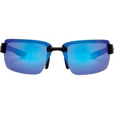Mackerel Polarised Sunglasses Black, Black, bcf_hi-res