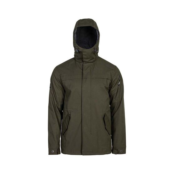 National Geographic Men's Explore Jacket Khaki / Navy S, Khaki / Navy, bcf_hi-res