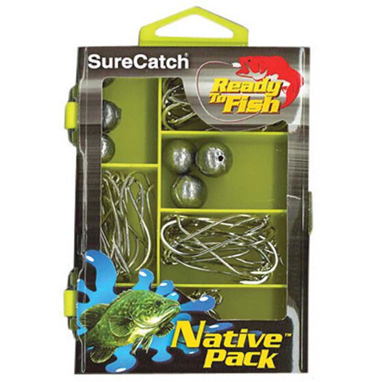 Surecatch Tackle Kit - Native Pack, , bcf_hi-res
