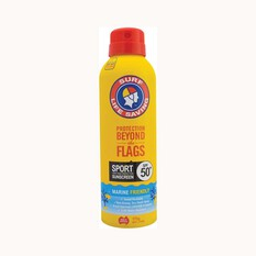 Surf Life Saving SPF50+ Sport Spray Sunscreen 175g, , bcf_hi-res