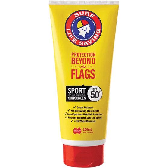 200mL SPF50+ Sport Tube Sunscreen, , bcf_hi-res