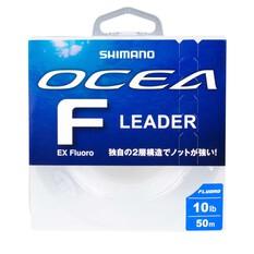 Shimano Ocea Fluoro Leader Line 50m, , bcf_hi-res