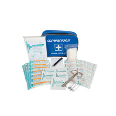 Personal First Aid Kit 71 Pieces, , bcf_hi-res
