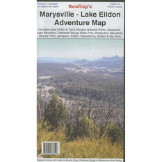 Hema Map Marysville to Lake Eildon, , bcf_hi-res