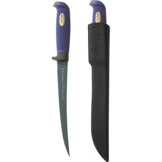 Marttiini Martef Coated Fillet Knife Blue, Blue, bcf_hi-res