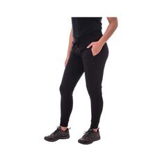 Macpac Women's Merino Trackpants Black 8, Black, bcf_hi-res