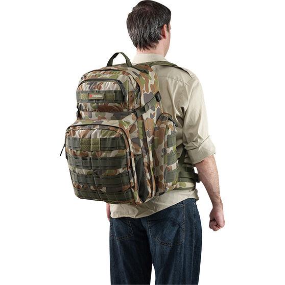 Caribee OPS Daypack 50L Camo 50L, Camo, bcf_hi-res