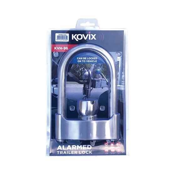 Kovix Alarmed Trailer Lock, , bcf_hi-res