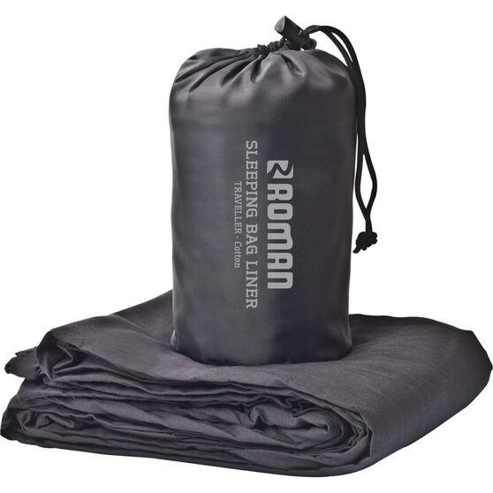 Traveller Sleeping Bag Liner, , bcf_hi-res
