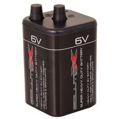 6V Heavy Duty Battery, , bcf_hi-res