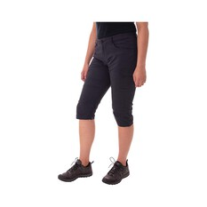 Macpac Women's 3/4 Drift Pants Black 8, Black, bcf_hi-res