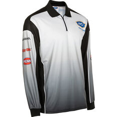 BCF Men's Corporate Sublimated Polo Black S, Black, bcf_hi-res