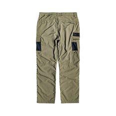 Quiksilver Waterman Men's Skipper Pants Vertiver 32, Vertiver, bcf_hi-res