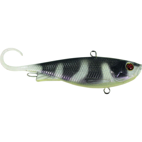 Zerek Fish Trap Soft Vibe Lure 95mm Col BB, Col BB, bcf_hi-res