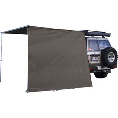 Wanderer Awning Side Wall 3m, , bcf_hi-res