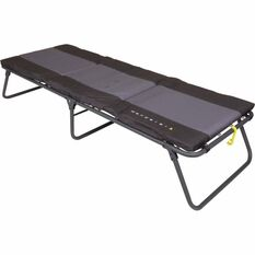 Wanderer Spring Folding Mattress Stretcher Single, , bcf_hi-res
