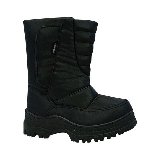XTM Women's Predator Snow Boots, Black, bcf_hi-res