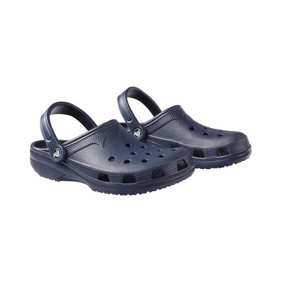 Crocs Unisex Classic Clog, Navy, bcf_hi-res