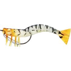 Zerek Live Shrimp Soft Plastic Lure 5in Col 01, Col 01, bcf_hi-res