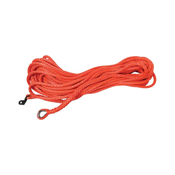 XTM Synthetic Winch Rope 10mmx26m, , bcf_hi-res