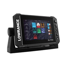 "Lowrance Elite FS7"" Combo Including Active Imaging 3-in-1 Transducer and CMAP, , bcf_hi-res"