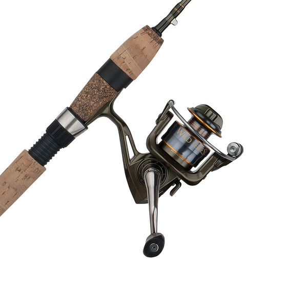 Shakespeare Wildseries Travel Spinning Combo 6ft 6in 2-5kg 3 Piece, , bcf_hi-res