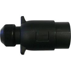 Blueline 7 Pin Trailer Plug Large BLPL3, , bcf_hi-res
