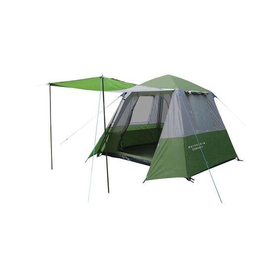 Wanderer Criterion 4 Person Instant Up Tent, , bcf_hi-res